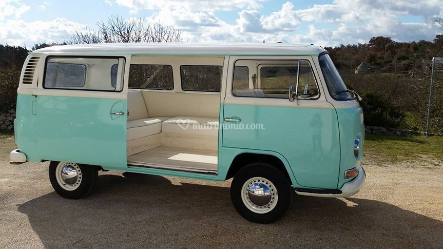 "Volkswagen t2 ""tiffy"""