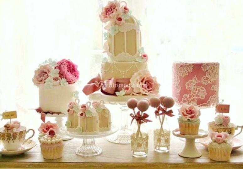 Sweet table eventi