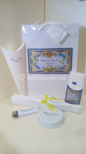 Wedding bag Kit