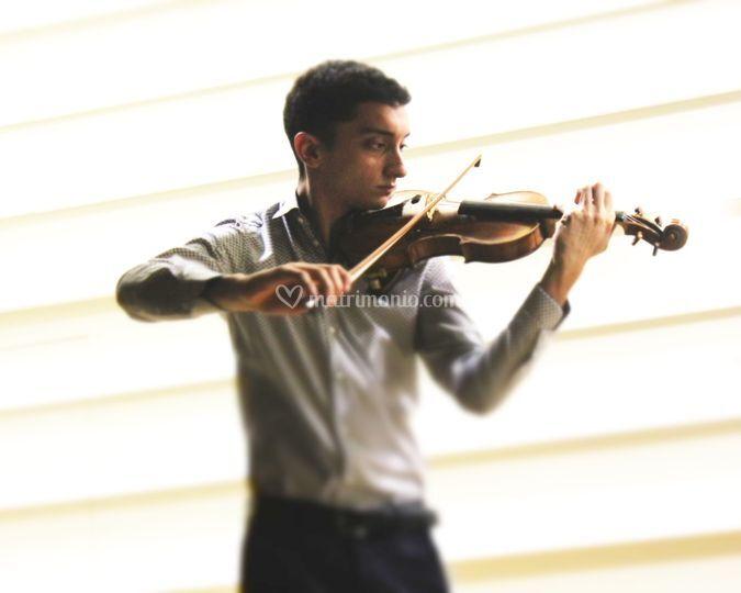 Antonio Nobile Violinist