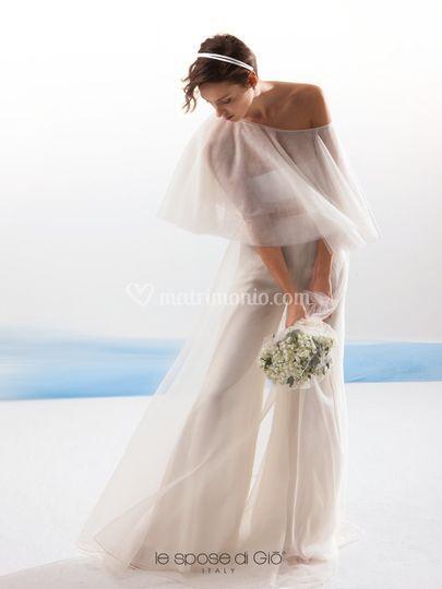 5f9adffc3896 Le spose di Giò La Sposa in pantaloni di Giò