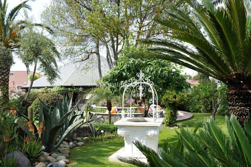 Il giardino di i giardini di villa giulia leonessa foto 15 for Giardini foto ville
