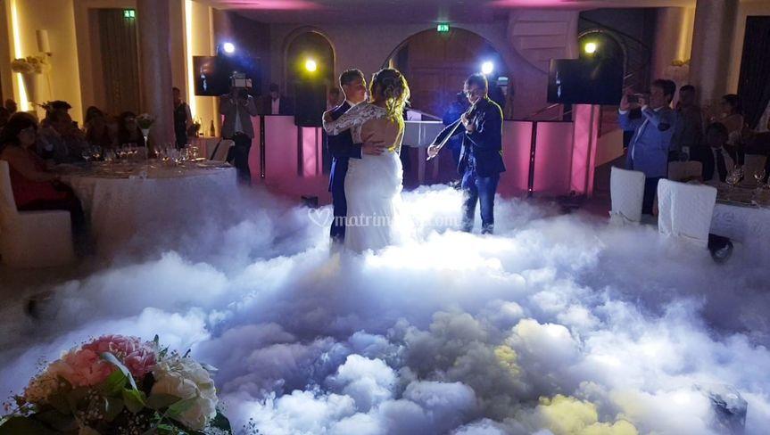 Ballo tra le nuvole