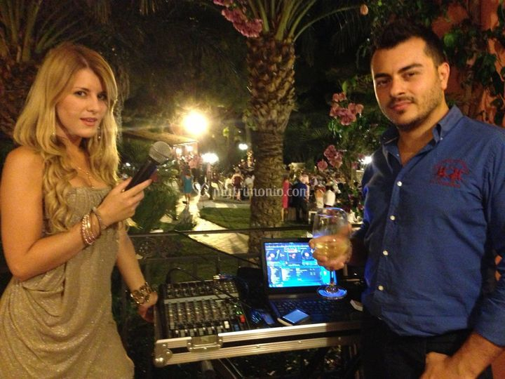 La mia Vocalist e i DJ