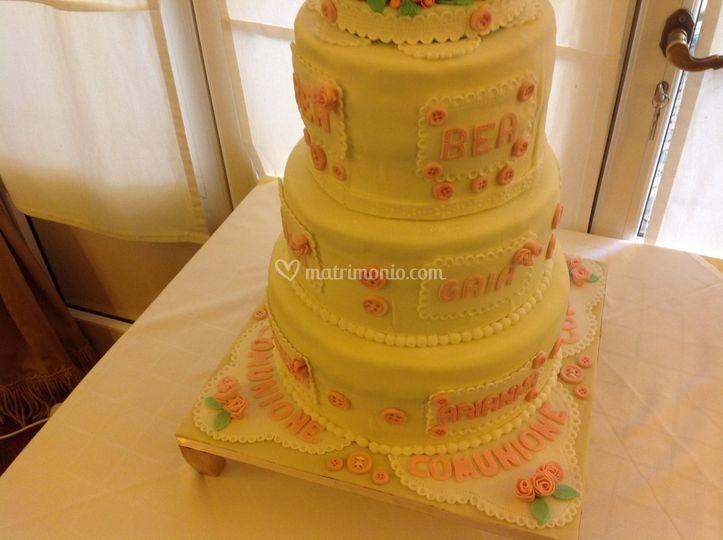 Cake Design Genova : Candy Magic Animazione