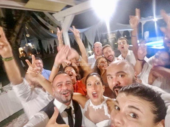 Sposi, amici e noi