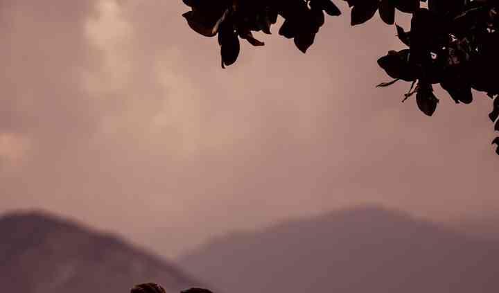 Tramonto rosa