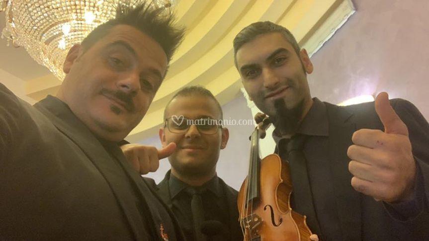 Carlo violino sesto rigo