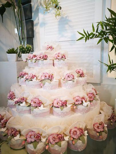 Bomboniere rdm shabby chic di mobilia store foto 235 for Mobilia wedding