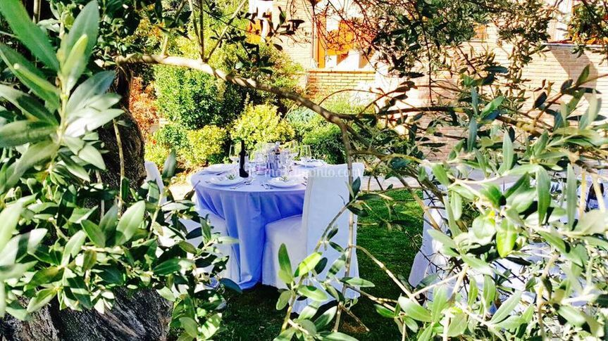 Matrimonio Villa degli Ulivi
