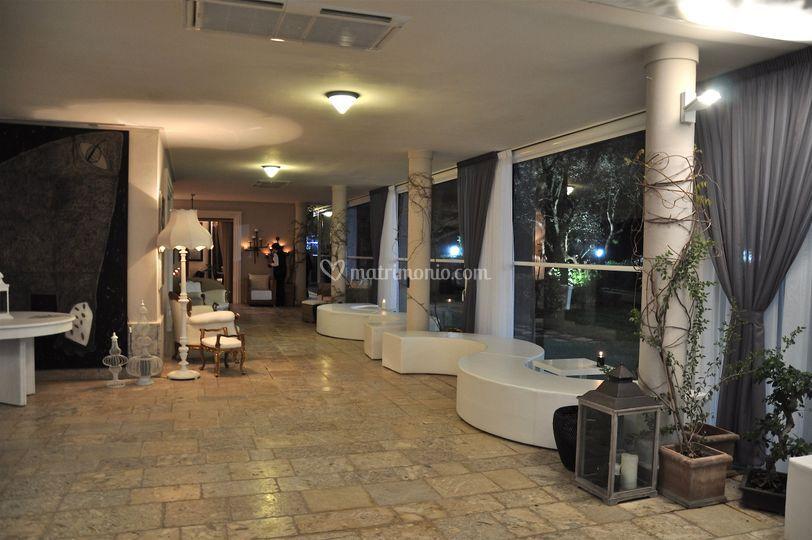 La maison eventi for Ambienti esterni giardini
