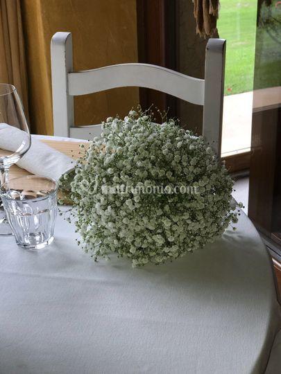 Bouquet lancio