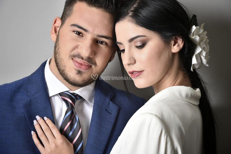 Make Up Sposa e Grooming Sposo