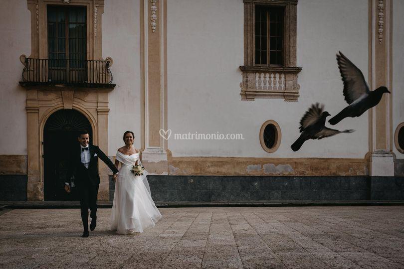 Matrimonio - Sicilia
