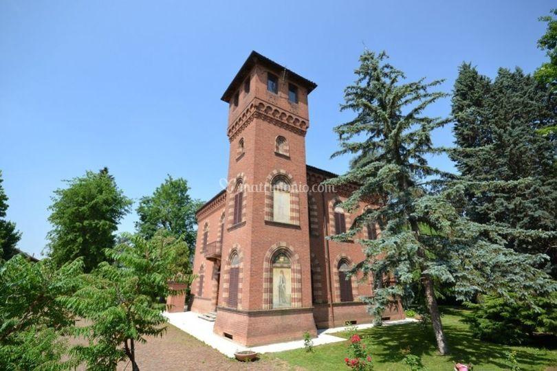 Villa OttoQuadri - Esterni