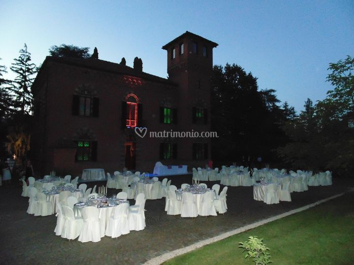Wedding day - Villa OttoQuadri
