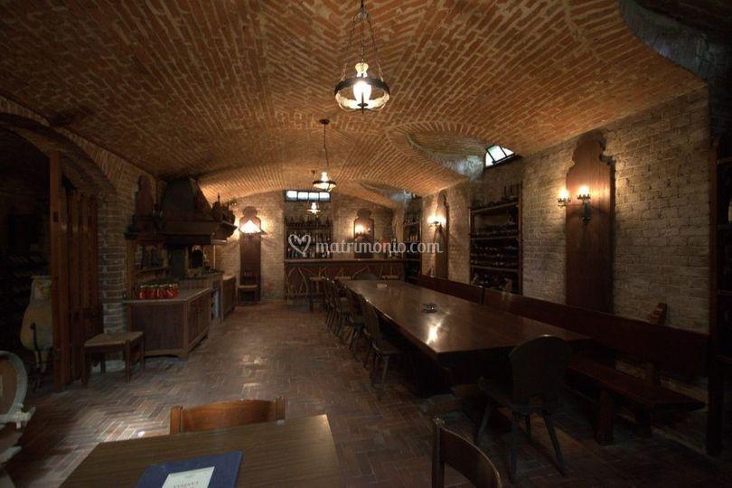 Villa OttoQuadri - Taverna
