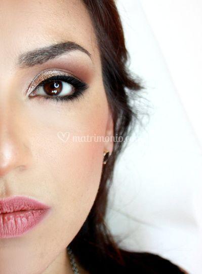 Prova make up sposa