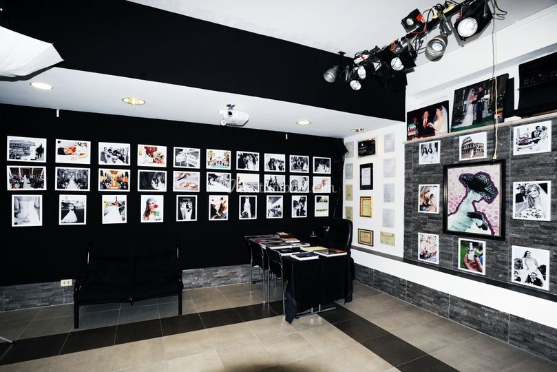 Studio show room