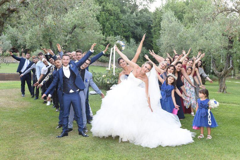 Le amiche della sposa