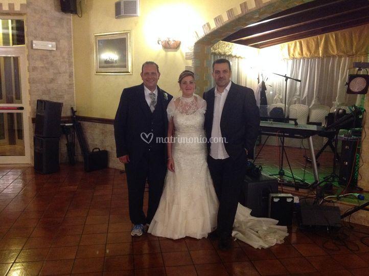 Matrimonio Claudia e Giuseppe