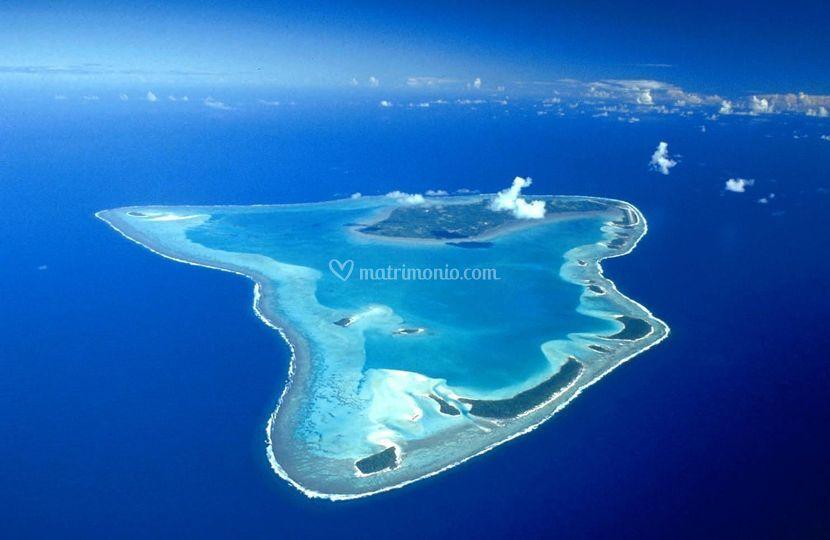 Aitutaki-Isole Cook