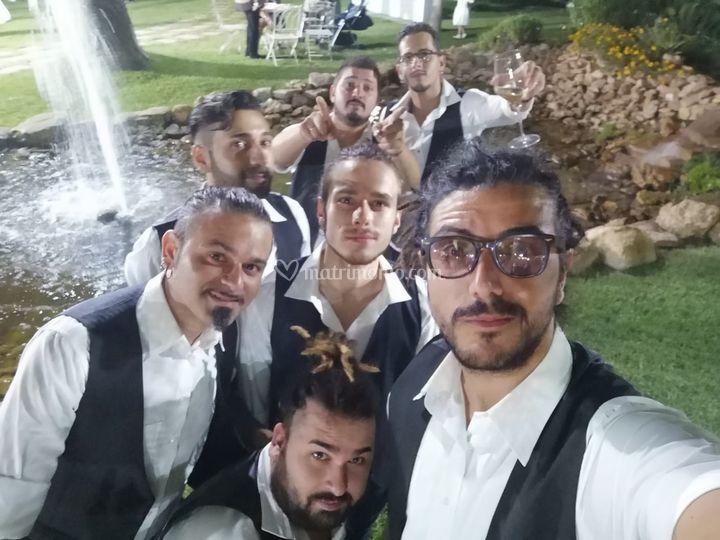 Band Wedding