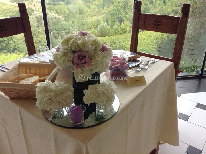 Ortensie Matrimonio Costo : Gemma fiori e