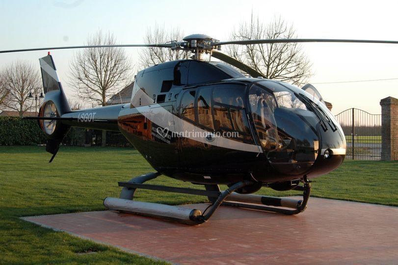 Servizio elicottero