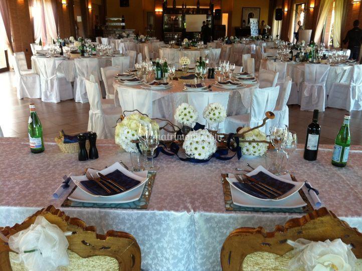 Tavoli e sala