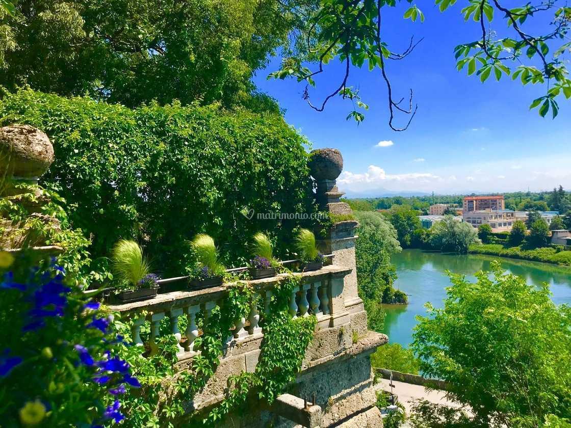 Terrazza Panoramica Sull Adda Di Terrazza Da Vinci Foto 22