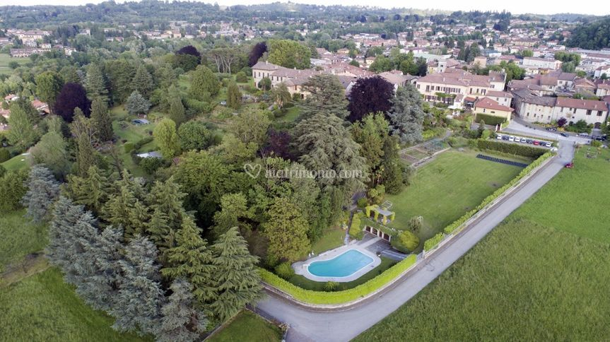 Villa Ghiringhelli