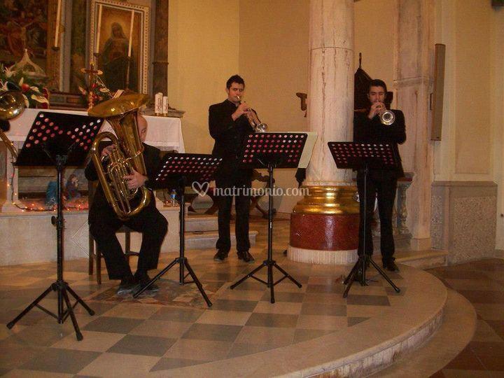 Sketch in Brass Quintet