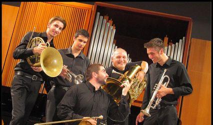 Sketch in Brass Quintet 1