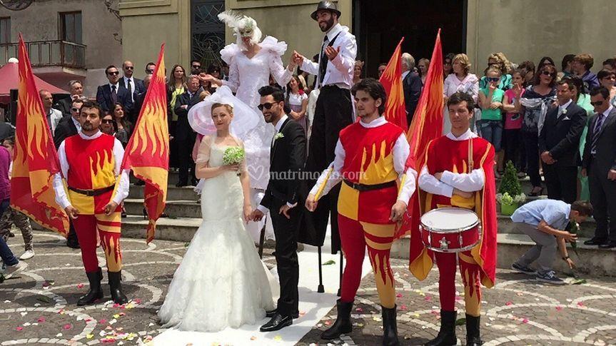 Matrimonio Giganti