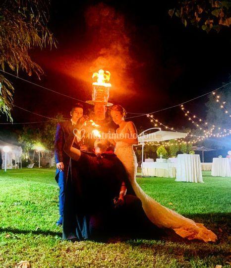 Matrimonio Fuego