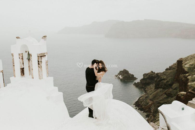 Matrimonio Santorini