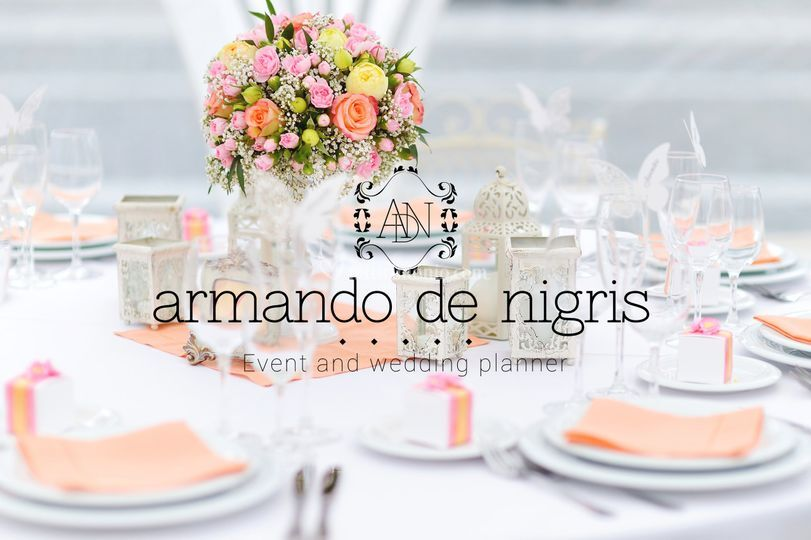 Allestimento  di Armando De Nigris Event and Wedding Planner