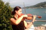 Violino a Portovenere!