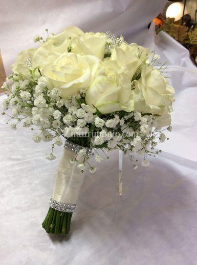 Bouquet stras