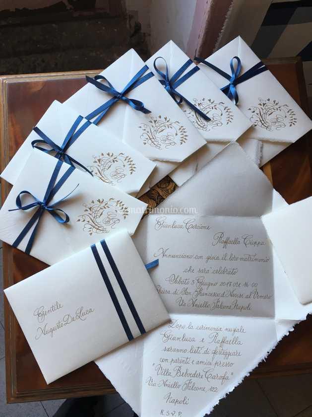 Partecipazioni Matrimonio Origami.Partecipazione Origami Di Anna Aclasto Foto 22