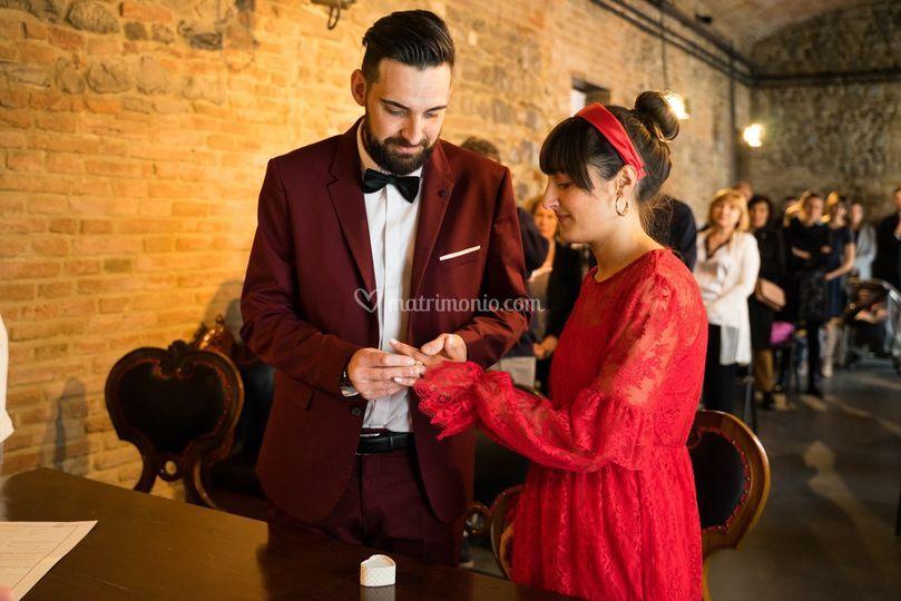 Michela e Luca