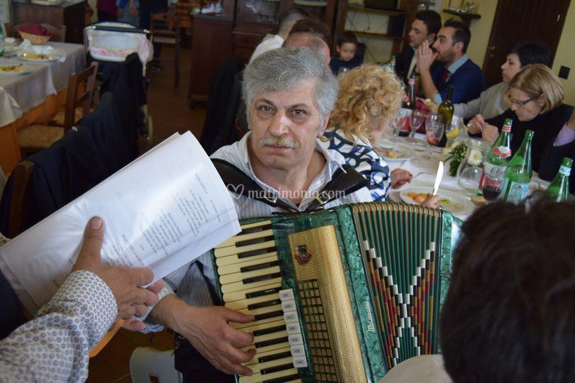 Alberto e la fisarmonica