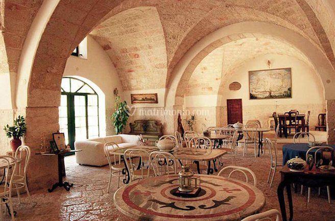 Masseria tenuta deserto - Archi salone per interno ...