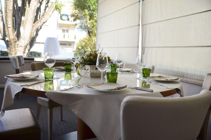 Una tavola informale