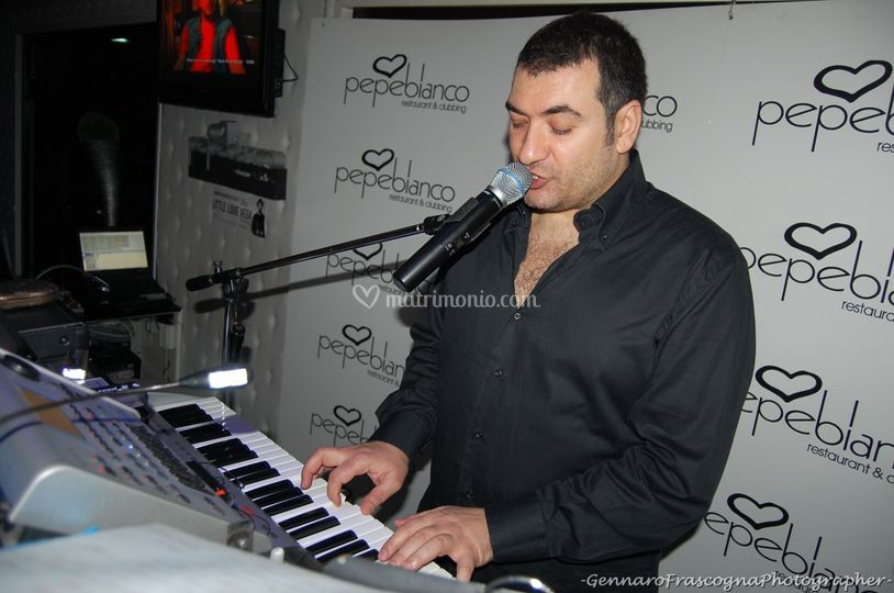 Simone Marra Live Piano Show