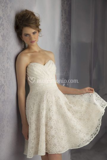 Mira Mode sposa civile