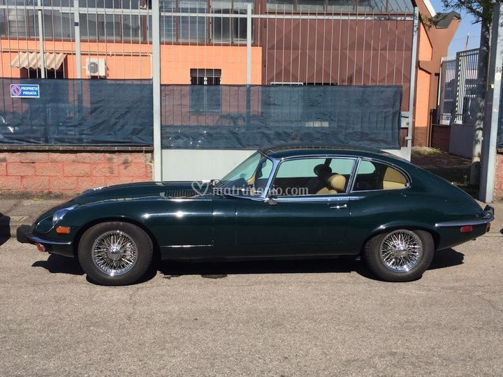 Jaguar e 5.2 w12