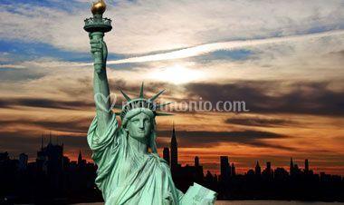 Stati Uniti - New York Statua della Libertà