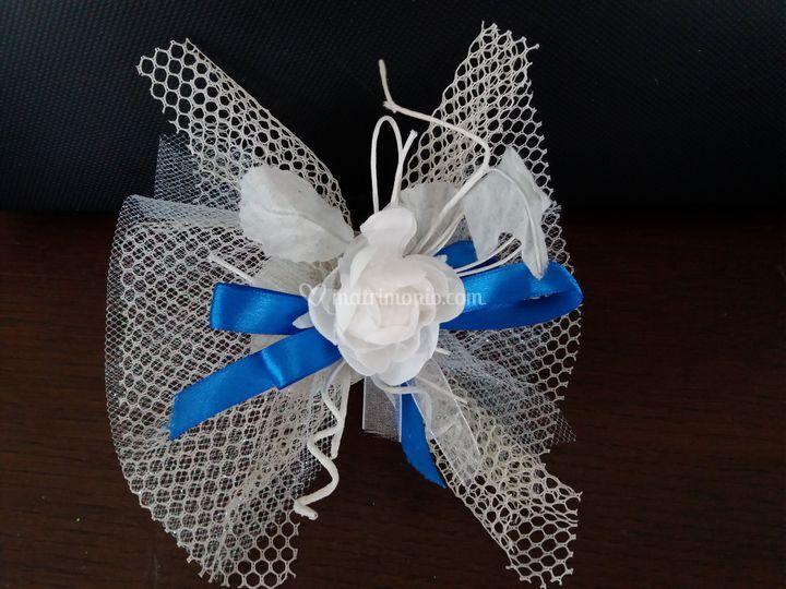 Confezione farfalla